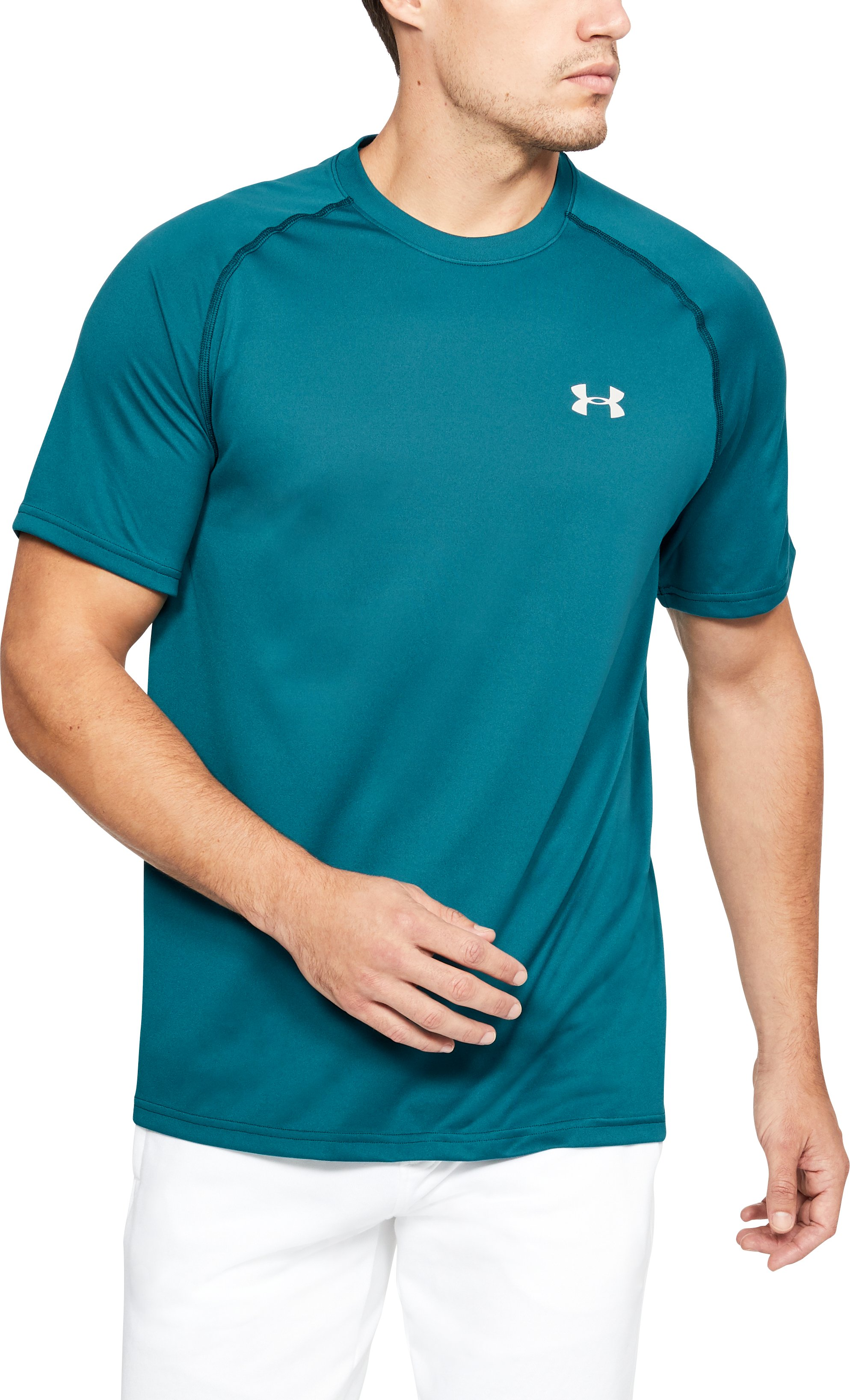 Men's UA Tech™ Short Sleeve T-Shirt 6 Colors $18.74