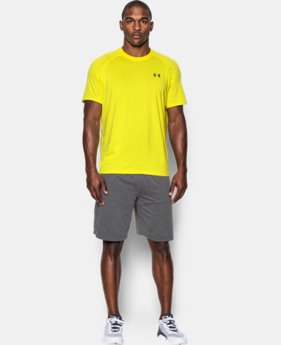 New to Outlet Men's UA Tech™ Short Sleeve T-Shirt  1 Color $18.74