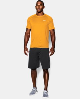 Men's UA Tech™ Short Sleeve T-Shirt LIMITED TIME: FREE U.S. SHIPPING 3 Colors $18.99