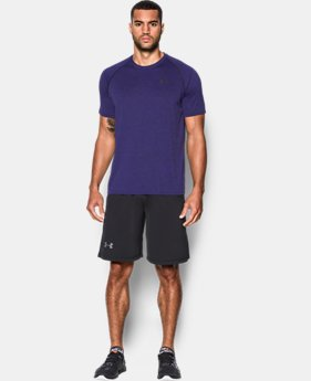 Best Seller  Men's UA Tech™ Short Sleeve T-Shirt LIMITED TIME: FREE SHIPPING 1 Color $20.99