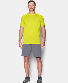 Best Seller Men's UA Tech™ Short Sleeve T-Shirt  3 Colors $18.99 to $19.99