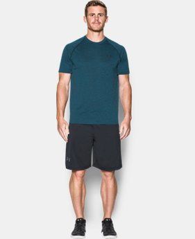 Men's UA Tech™ Short Sleeve T-Shirt LIMITED TIME: FREE SHIPPING 3 Colors $22.99