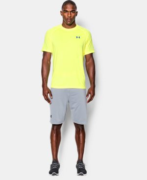 Men's UA Tech™ Short Sleeve T-Shirt LIMITED TIME OFFER + FREE U.S. SHIPPING 2 Colors $18.74