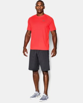 Men's UA Tech™ Short Sleeve T-Shirt LIMITED TIME: FREE U.S. SHIPPING 2 Colors $18.99