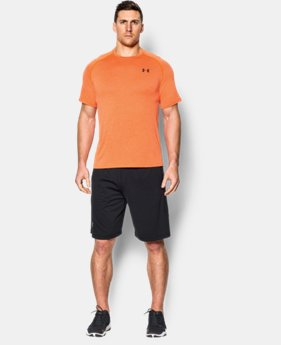 Best Seller Men's UA Tech™ Short Sleeve T-Shirt  1 Color $18.99