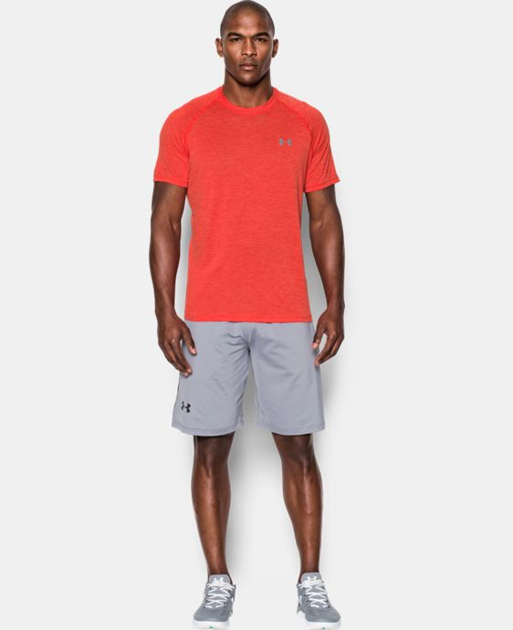 Best Seller  Men's UA Tech™ Short Sleeve T-Shirt LIMITED TIME: FREE SHIPPING 2 Colors $27.99