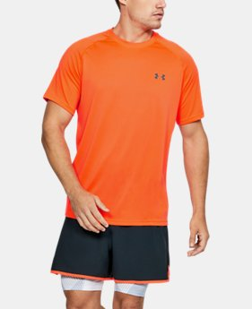 Best Seller Men's UA Tech™ Short Sleeve T-Shirt  1  Color Available $18.74 to $19.99