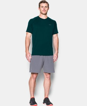 Best Seller Men's UA Tech™ Short Sleeve T-Shirt  1 Color $19.99 to $249
