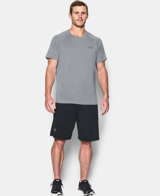 Men's UA Tech™ Short Sleeve T-Shirt  1 Color $20.99