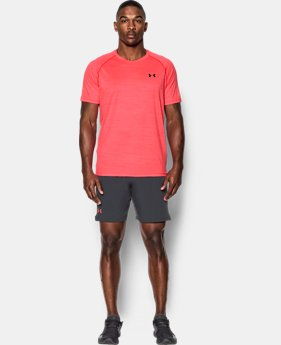 Best Seller Men's UA Tech™ Short Sleeve T-Shirt  7 Colors $19.99