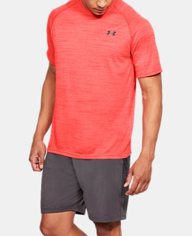 Best Seller Men's UA Tech™ Short Sleeve T-Shirt  6 Colors $19.99