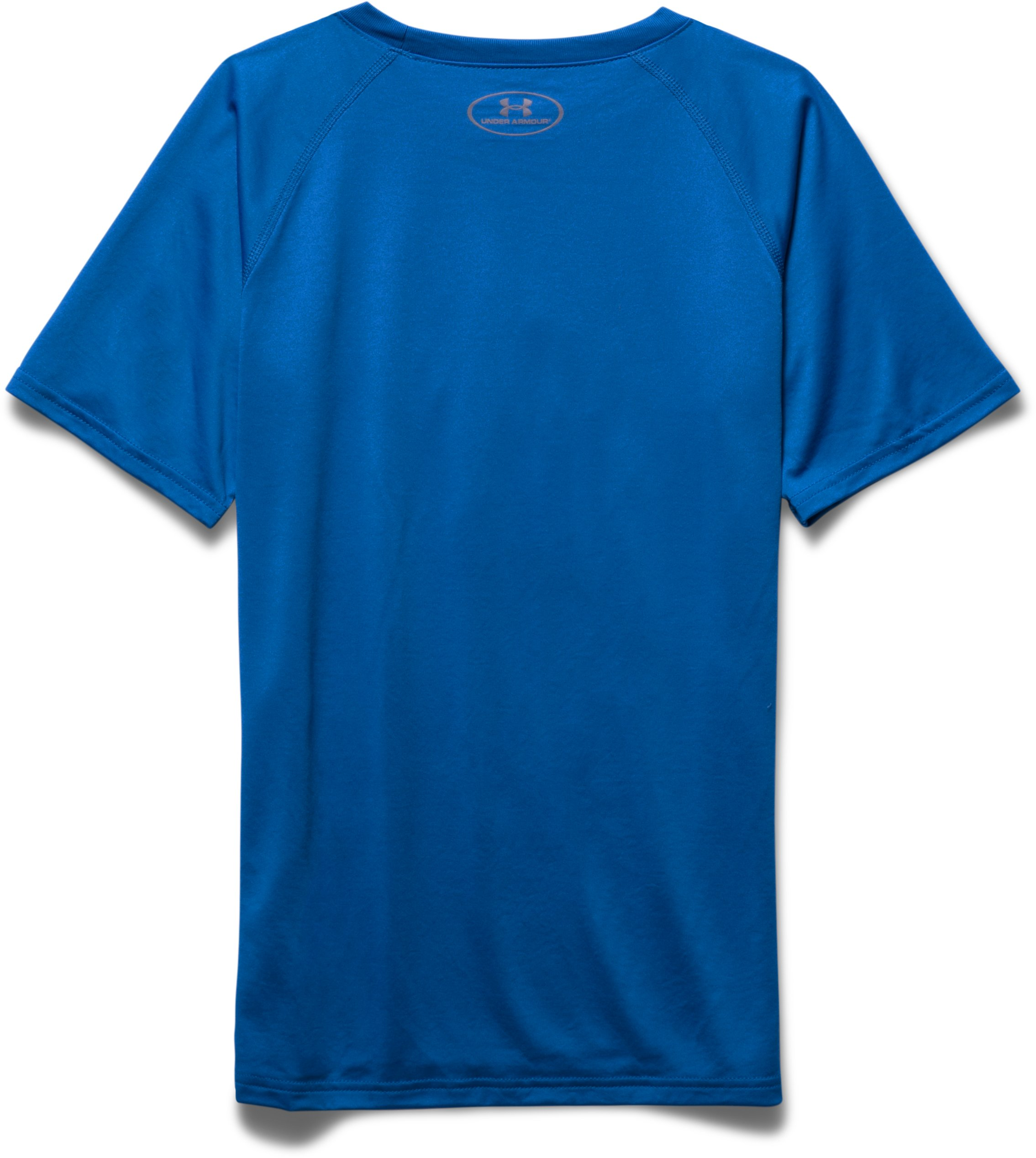 Boy's UA Tech™ Big Logo T-Shirt, ULTRA BLUE