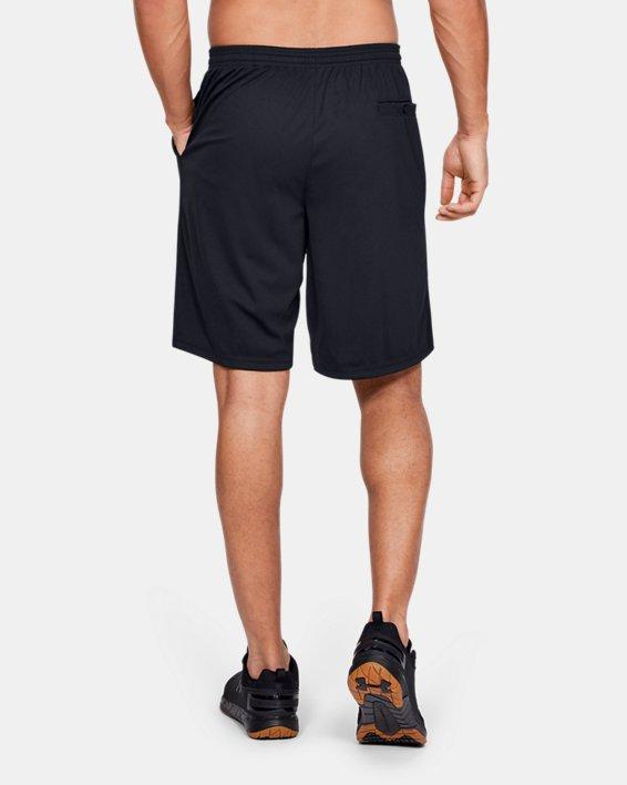 Men's UA Team Coaches Shorts, Black, pdpMainDesktop image number 4