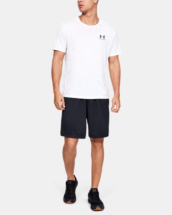 Men's UA Team Coaches Shorts, Black, pdpMainDesktop image number 3