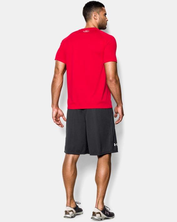 Men's UA Team Coaches Shorts, Black, pdpMainDesktop image number 1