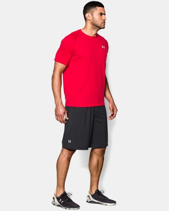 Men's UA Team Coaches Shorts, Black, pdpMainDesktop image number 2