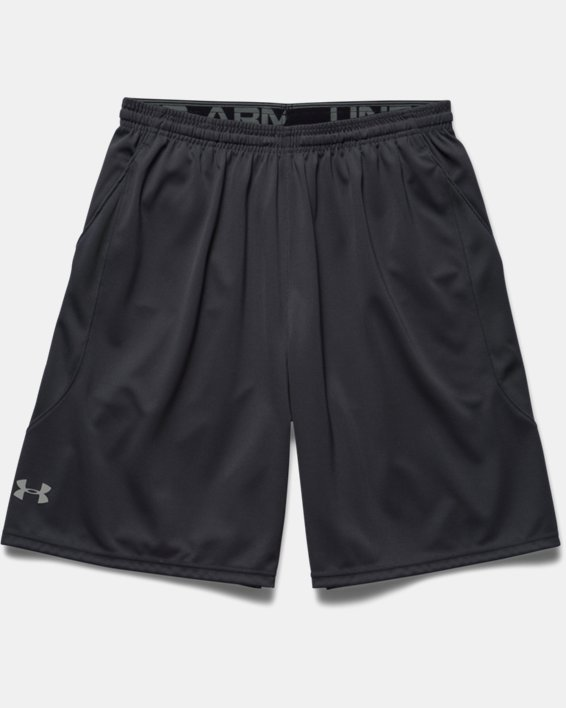 Men's UA Team Coaches Shorts, Black, pdpMainDesktop image number 8