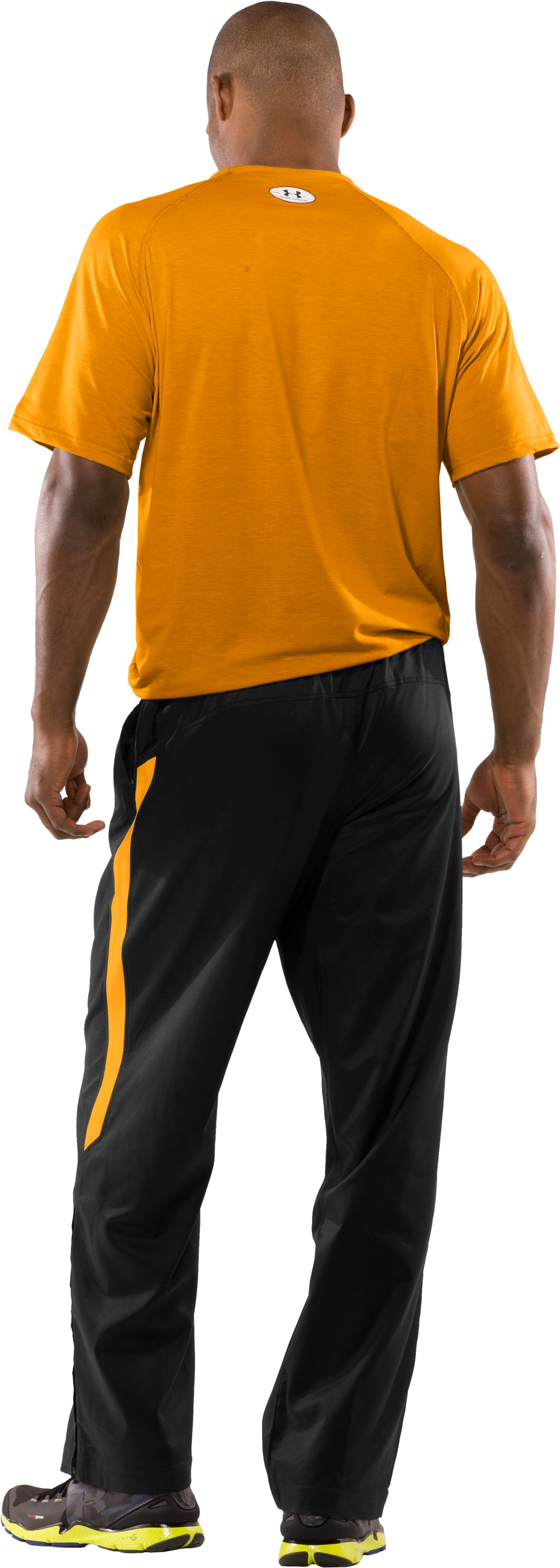 "Men's Undeniable II 32"" Warm-Up Pants, Black , Back"