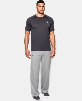 Men's Armour® Fleece Team Pants  1 Color $37.99