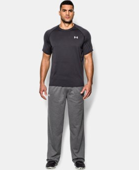 Men's Armour® Fleece Team Pants  2 Colors $37.99