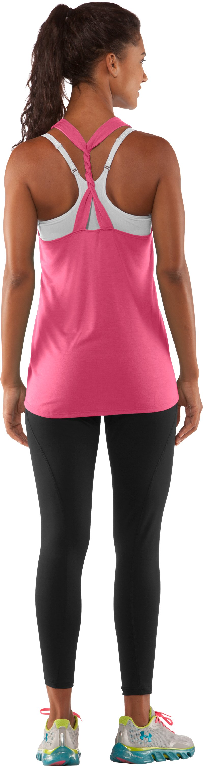 Women's UA Muscle Tank, Ultra, Back