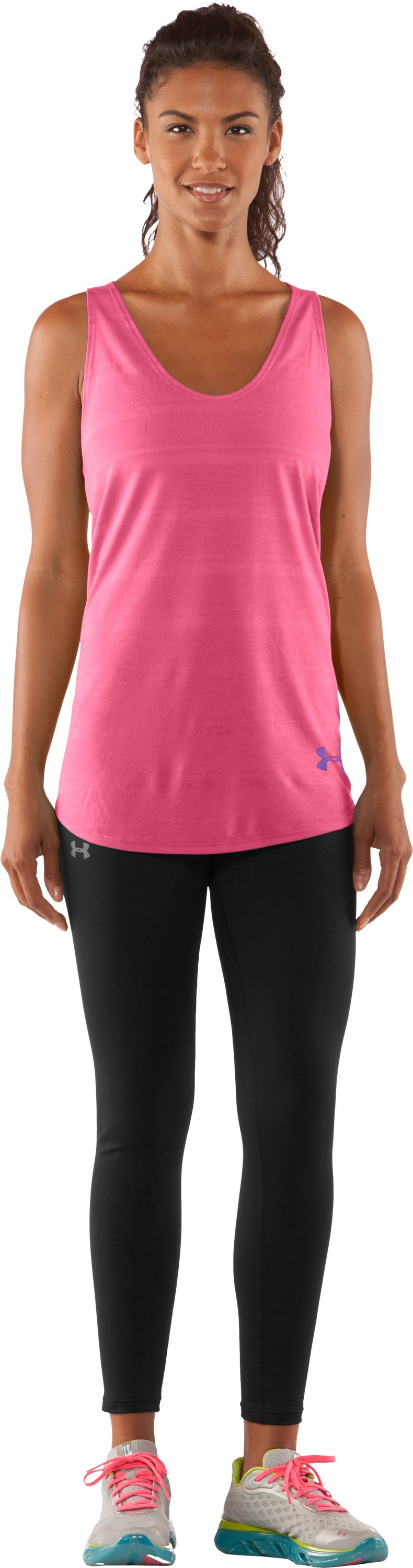 Women's UA Muscle Tank, Ultra, Front