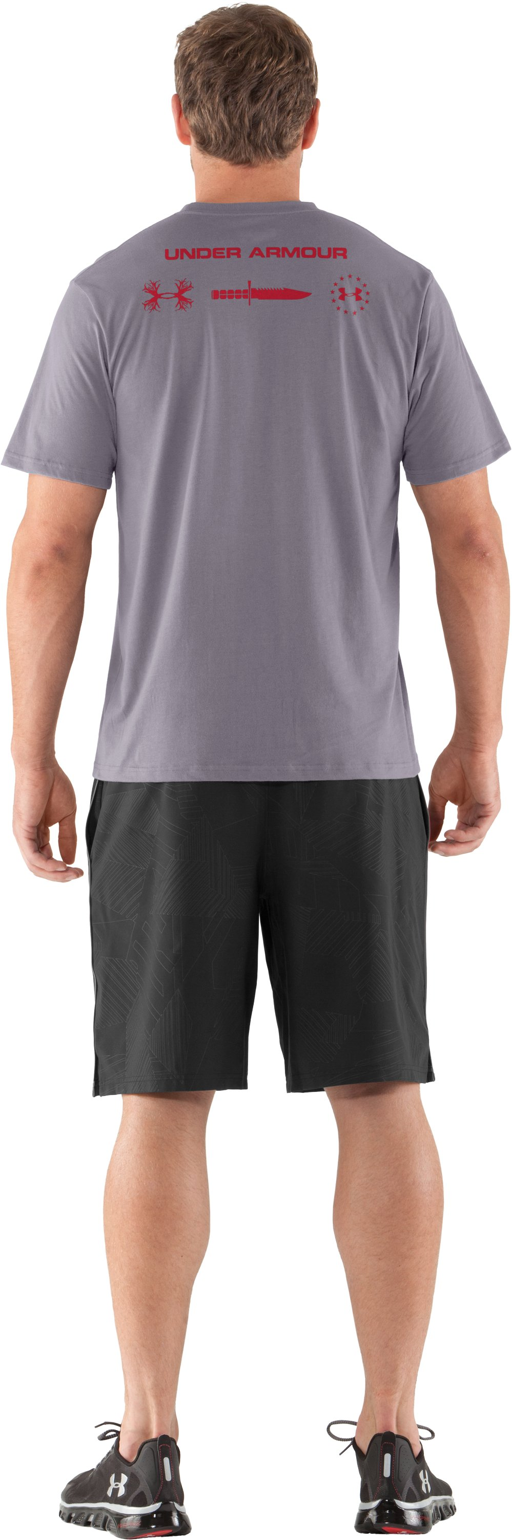 Men's Always Lethal™ T-Shirt, BOULDER, Back