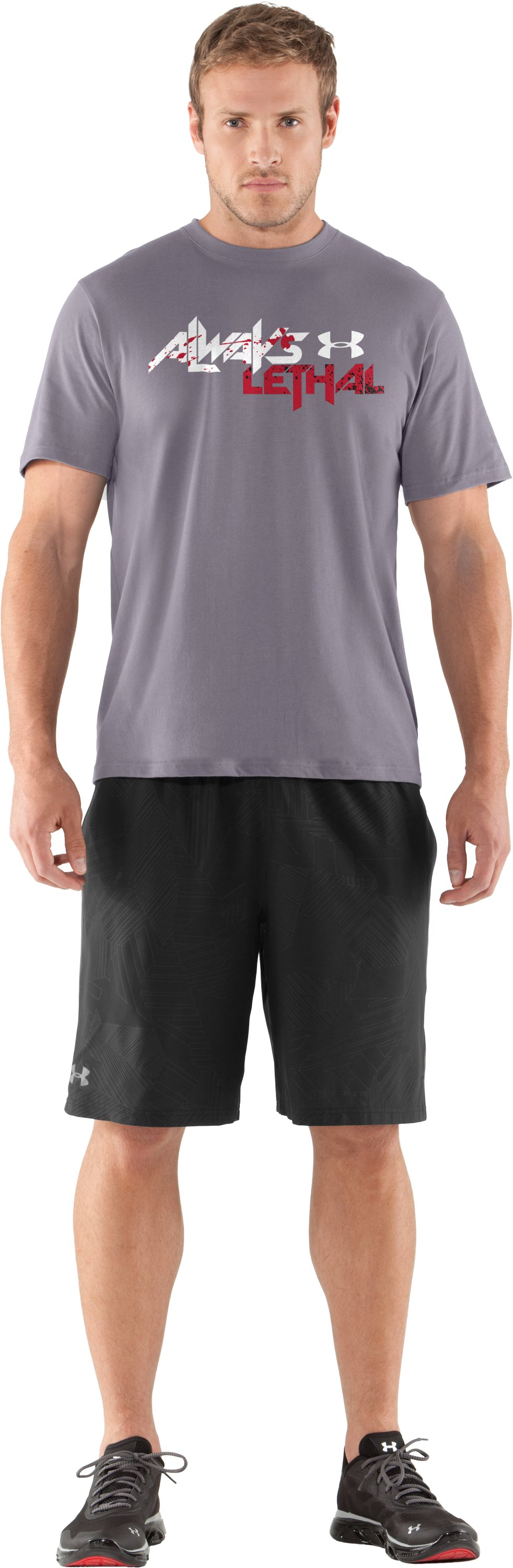 Men's Always Lethal™ T-Shirt, BOULDER, Front