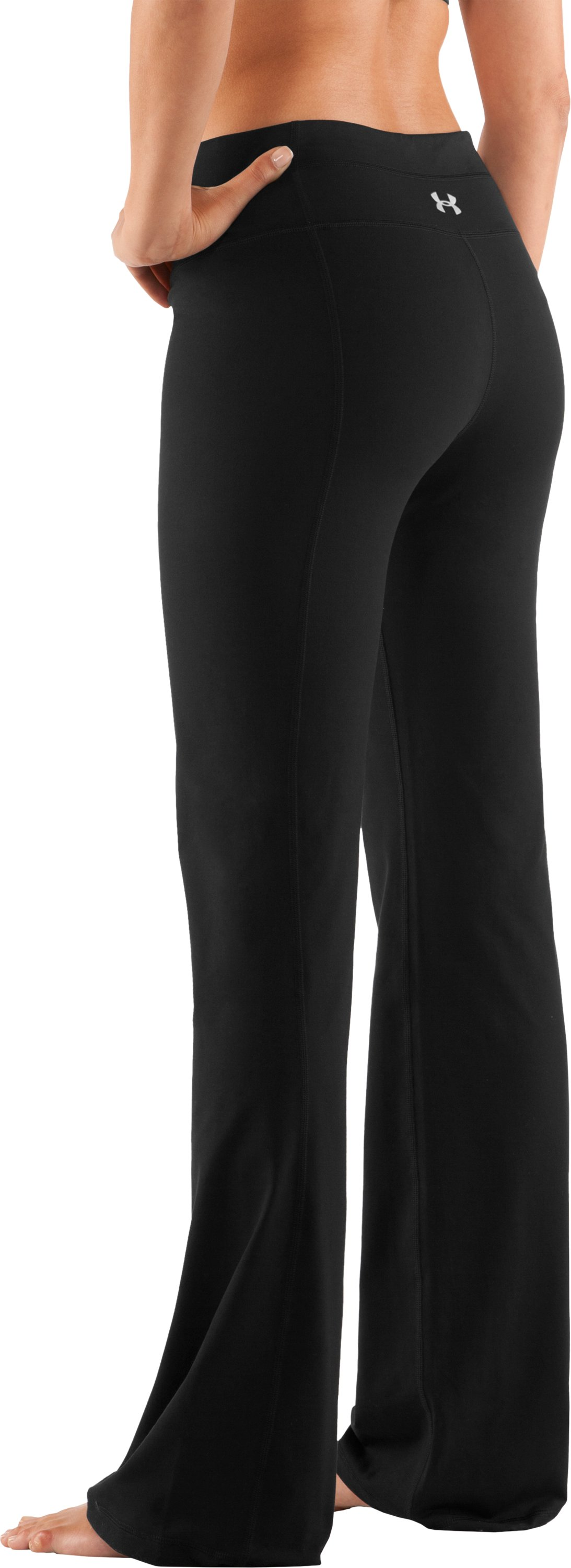 "Women's UA Perfect Pant - 33.5"", Black ,"