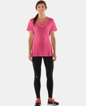 Women's Charged Cotton® Slub T-Shirt