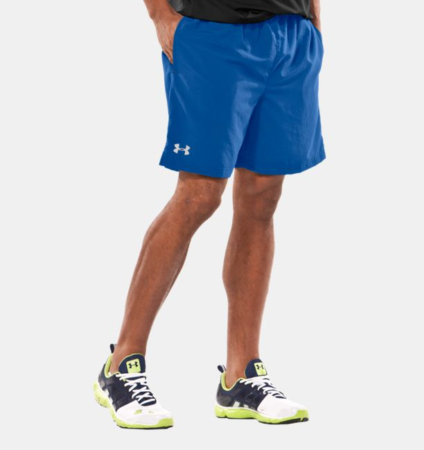 "Men's UA Escape 7"" Solid Shorts 