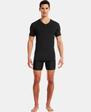 Men's The Original UA Fitted V-Neck Undershirt   $14.24