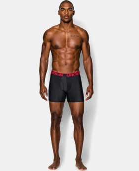 "Men's UA Original Series 6"" Boxerjock® LIMITED TIME: FREE SHIPPING 1 Color $24.99"