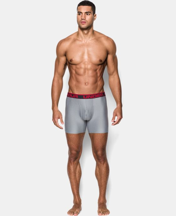 "Men's UA Original Series 6"" Boxerjock® LIMITED TIME: FREE SHIPPING 1 Color $14.24 to $18.99"