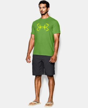 Men's UA Fish Hook Logo T-Shirt LIMITED TIME: FREE U.S. SHIPPING 1 Color $18.99 to $19.99