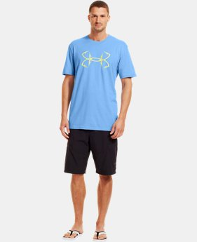 Men's UA Fish Hook Logo T-Shirt