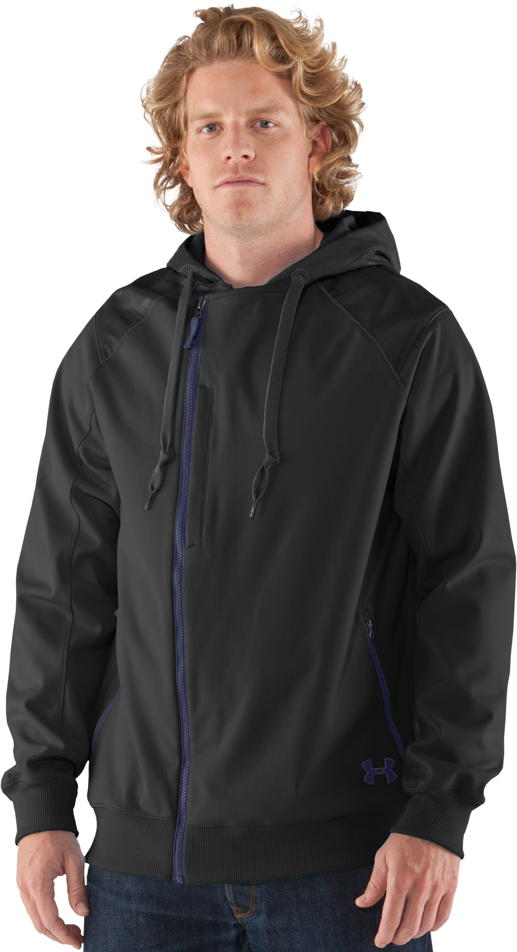 Men's UA Quarantine Jacket, Black