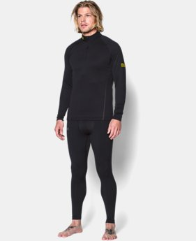Men's UA Base™ 2.0 ¼ Zip Baselayer  1 Color $44.99