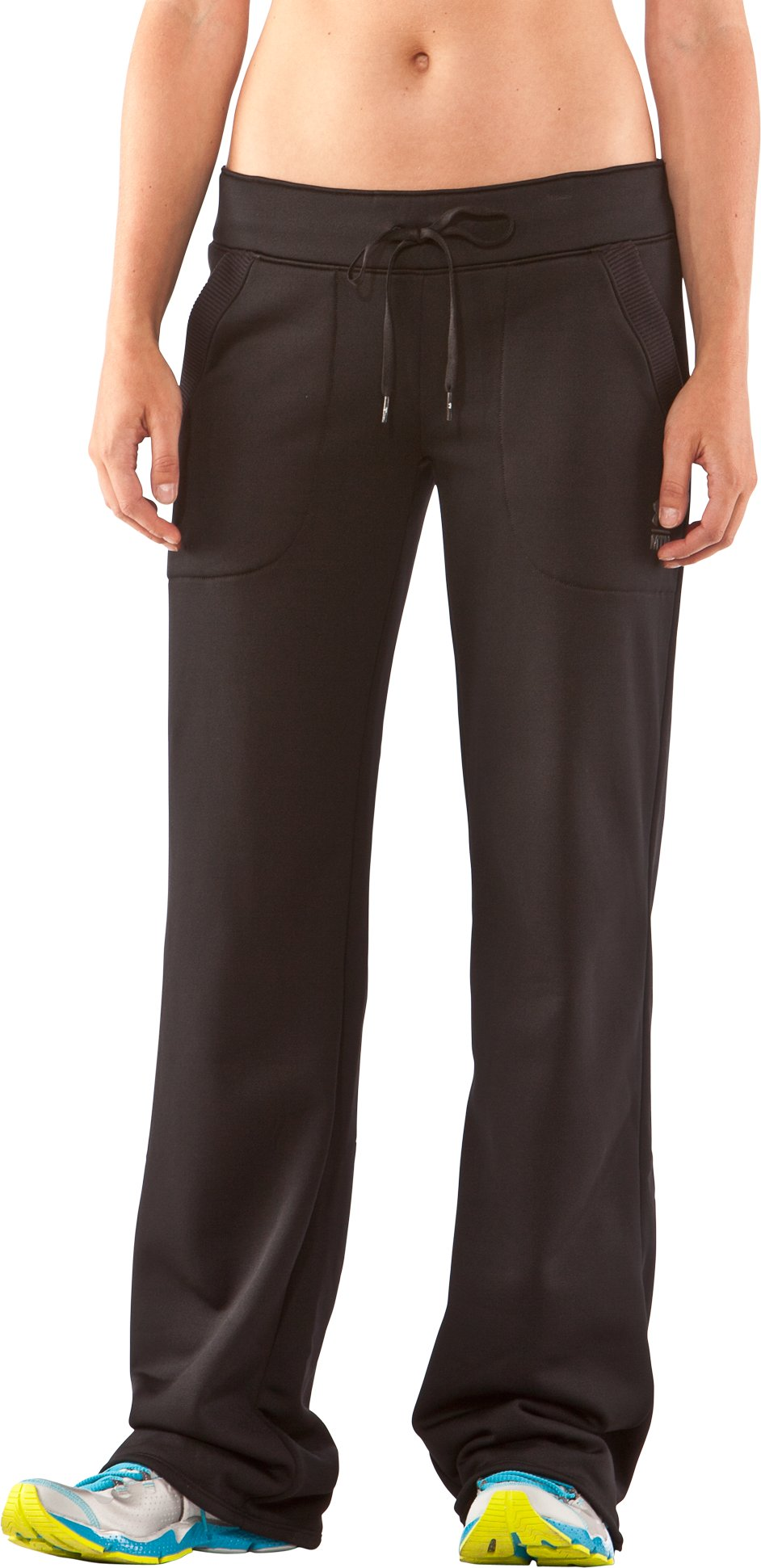 Women's Rhyme Stone Pant, Black , zoomed image