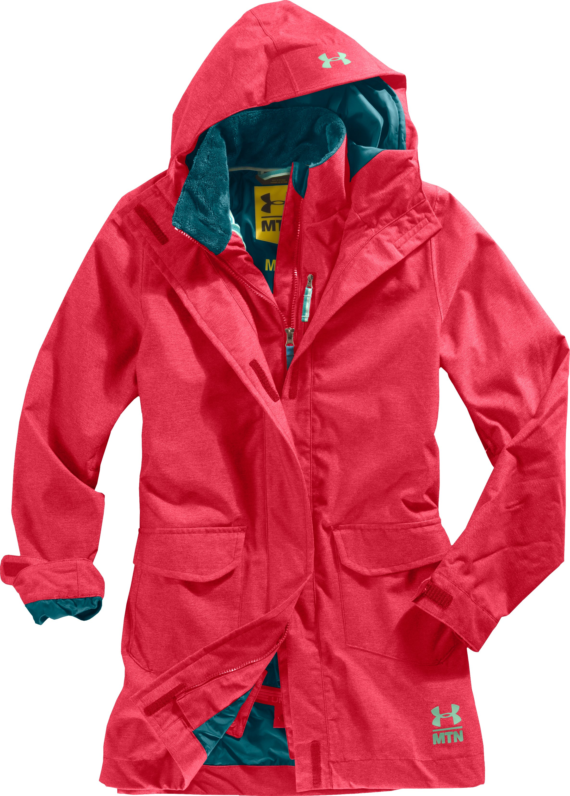 Women's After Forever Shell Jacket, Daiquiri, Laydown