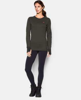 Women's Extreme ColdGear® Base Crew  1 Color $47.99