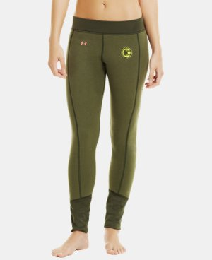 Women's UA Extreme ColdGear® Base Leggings LIMITED TIME: FREE U.S. SHIPPING 1 Color $35.99