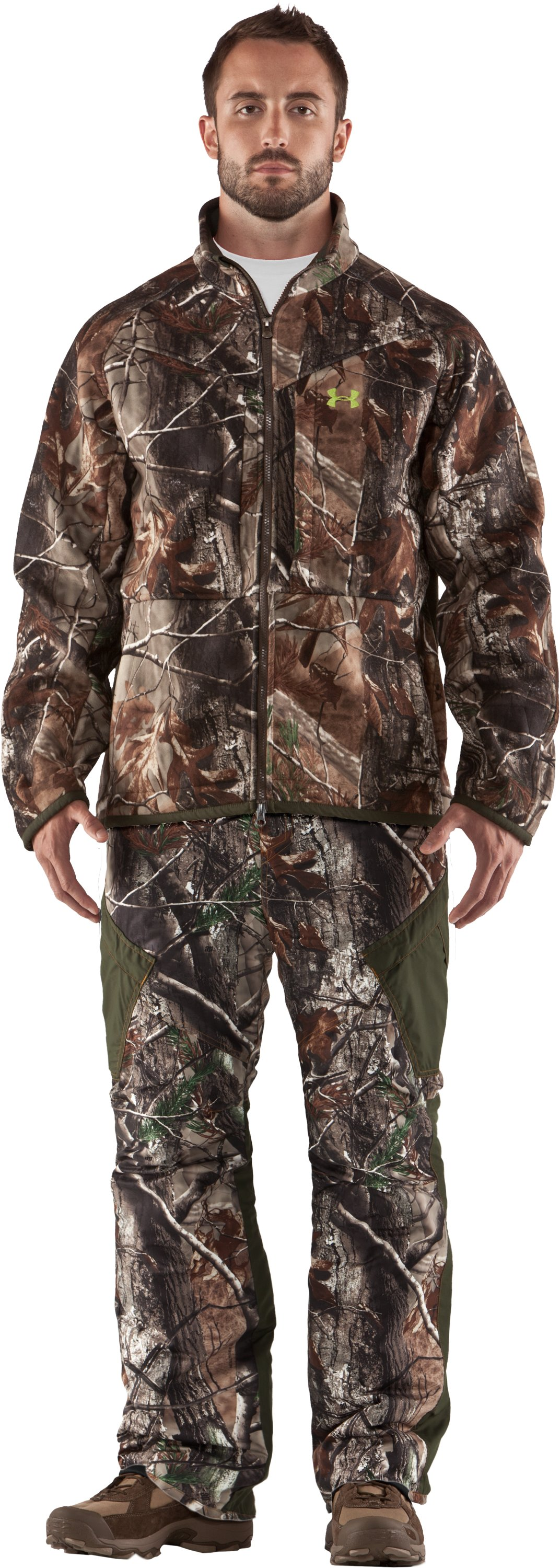 Men's UA Rut Scent Control Jacket, Realtree AP, zoomed image