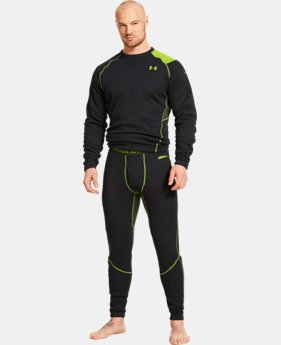 New to Outlet Men's UA Base™ 5.0 Scent Control Leggings  1 Color $44.99
