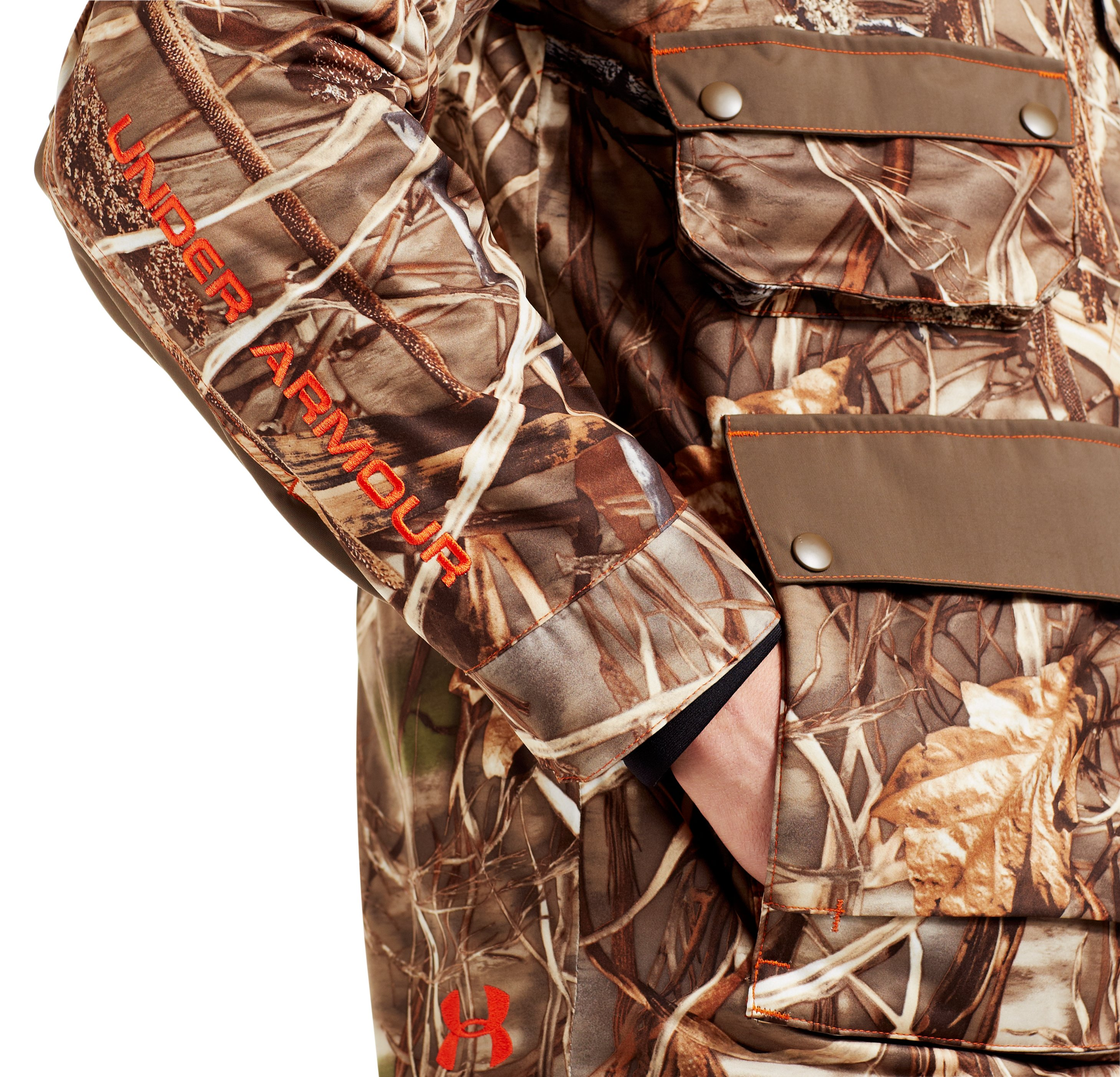 Men's UA Skysweeper Systems 3-in-1 Jacket, Duck Blind, undefined