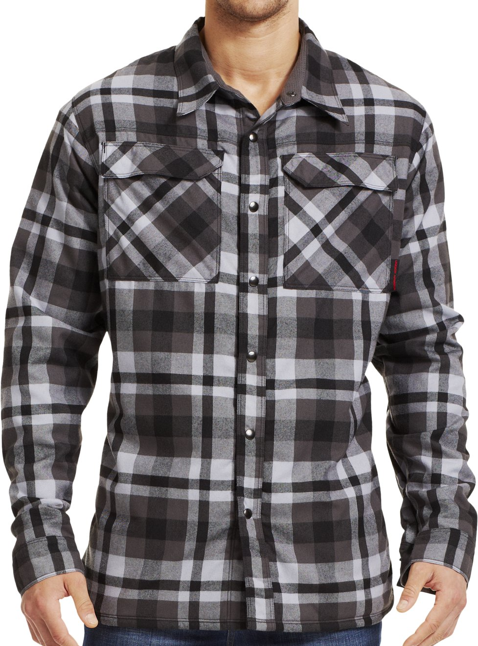 Men's UA Lined Shirt-Jacket | Under Armour US