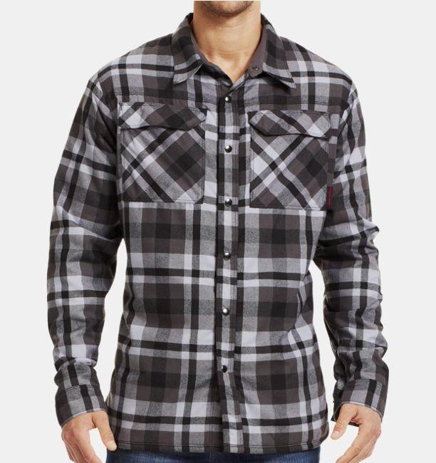 Men's UA Lined Shirt-Jacket | Under Armour US