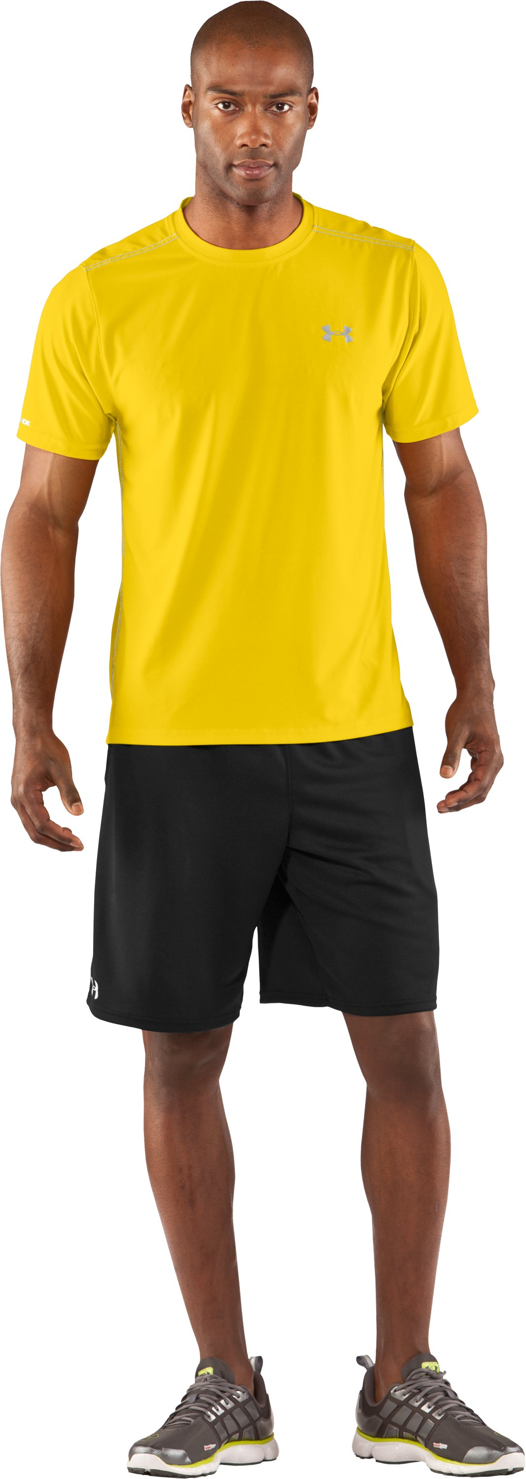 Men's coldblack® Short Sleeve T-Shirt, Taxi, Front