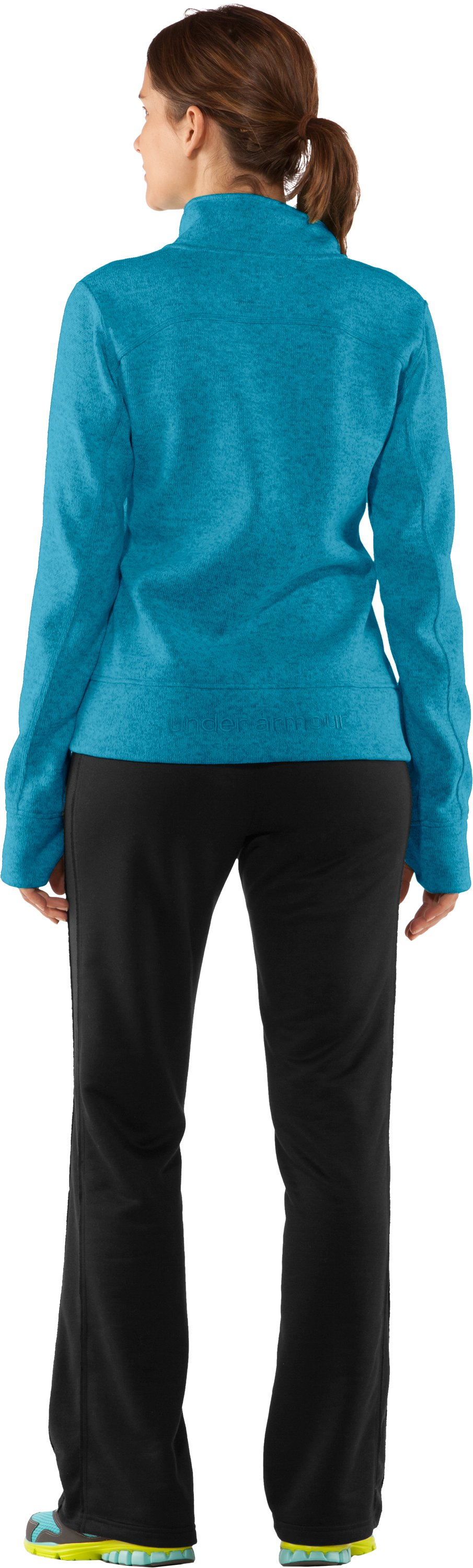 Women's UA Storm Rally Jacket, Break, Back