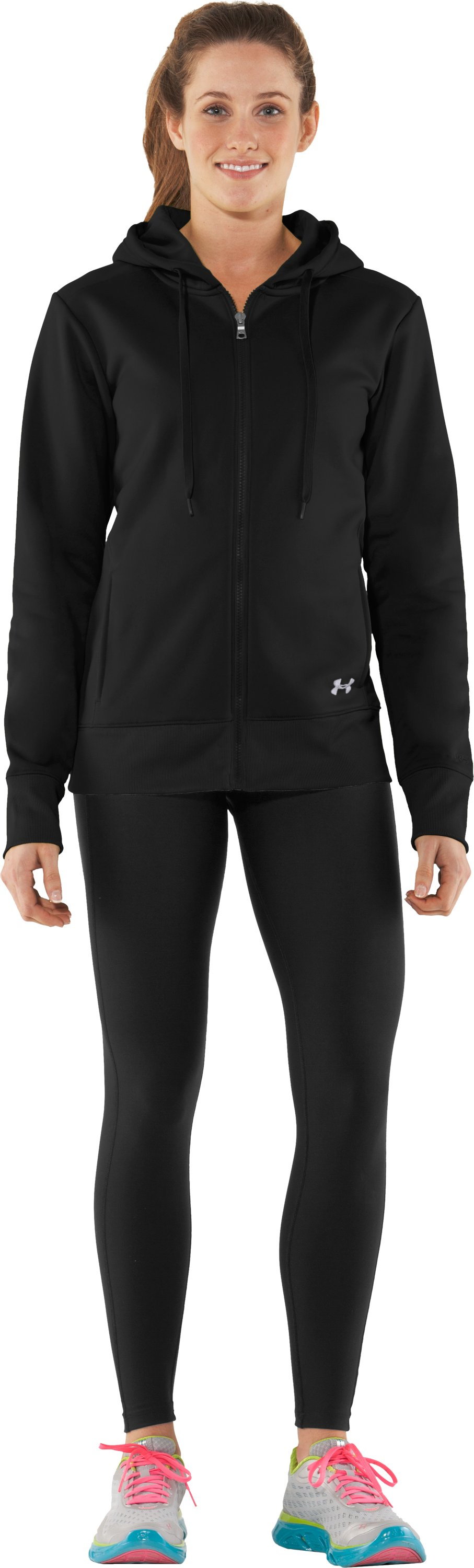 Women's Armour® Fleece Storm Full Zip Hoodie | Under Armour US